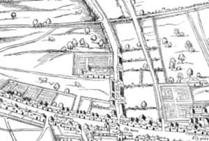 Grays Inn Road, 1561