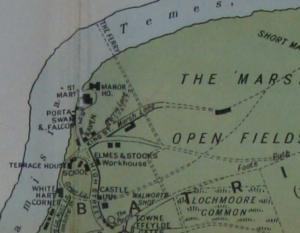 Battersea Map